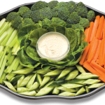 Crisp Seasonal Vegetables Dip